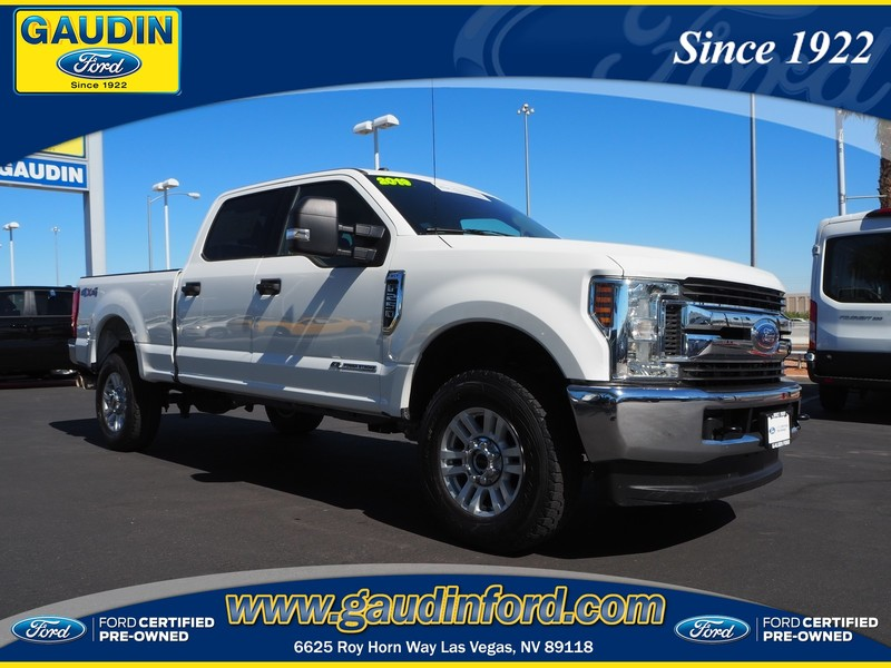 Ford Certified Pre Owned >> Certified Pre Owned 2019 Ford F 250sd Xlt 4wd