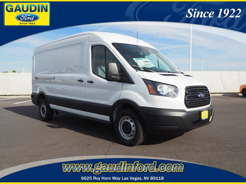 New 2019 Ford Transit-350 Base RWD 3D Medium Roof Cargo Van
