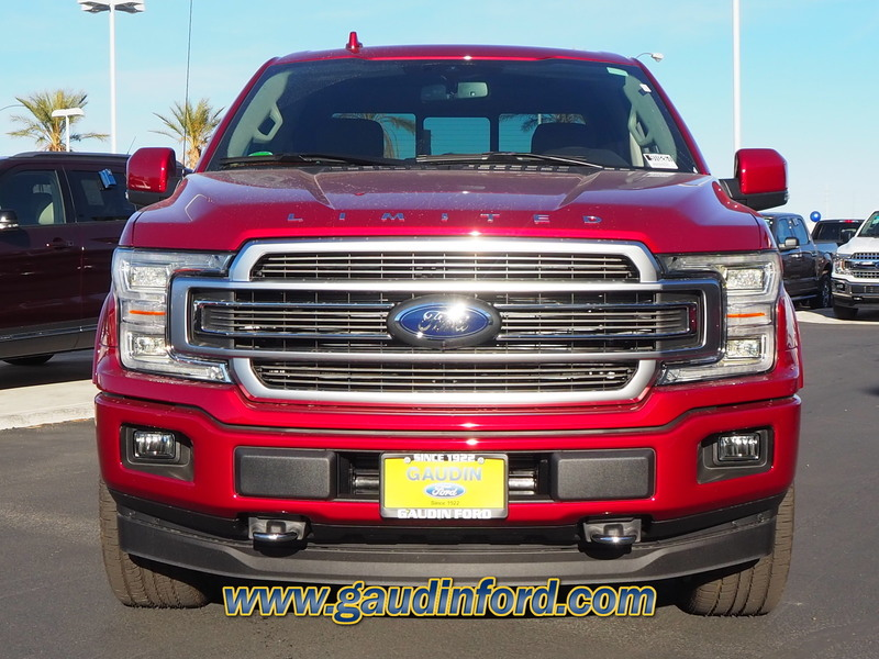 New 2019 Ford F-150 Limited 4WD