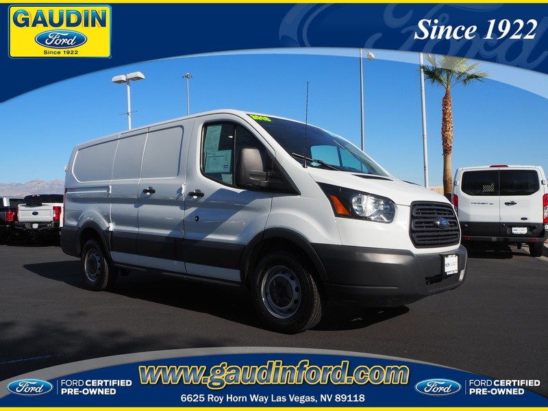 Certified Pre-Owned 2018 Ford Transit-150 Base