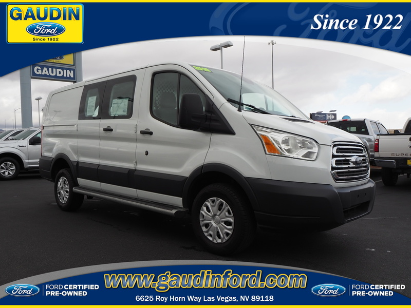 Certified Pre-Owned 2016 Ford Transit-250 Base