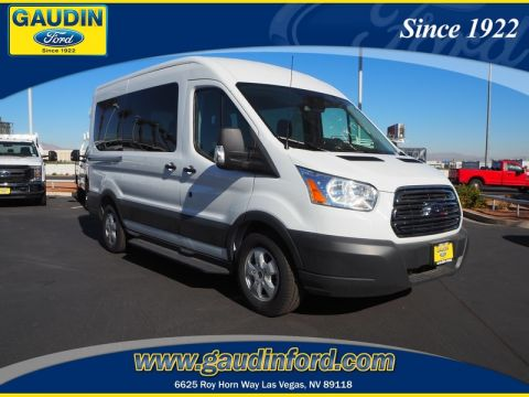 New 2018 Ford Transit VanWagon XLT