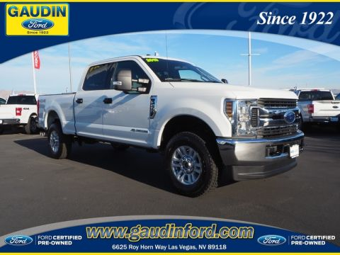 Certified Pre-Owned 2019 Ford F-250SD XLT