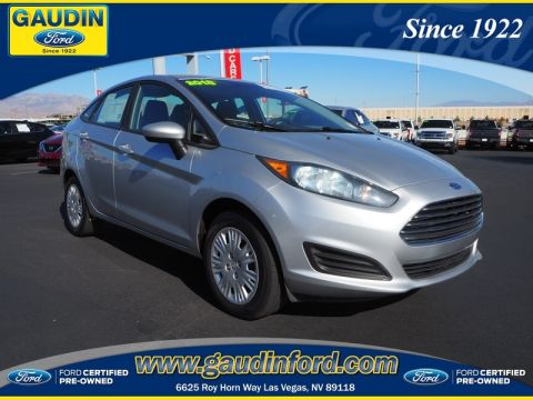 Ford Certified Pre Owned >> Certified Pre Owned Fords Las Vegas Gaudin Ford